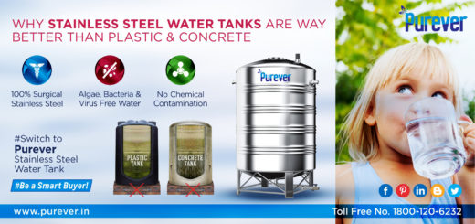 Stainless-Steel Water Tanks